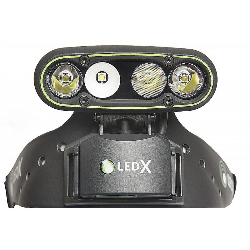 LEDX Mamba 4000 - fyra dioder