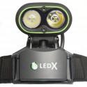 LEDX Kaa 2000 - unik spridning på dioderna