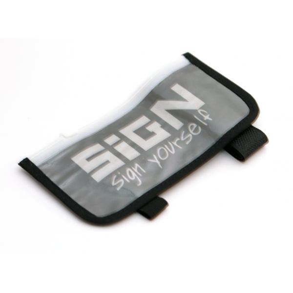 SIGN Definitionshållare - Kort