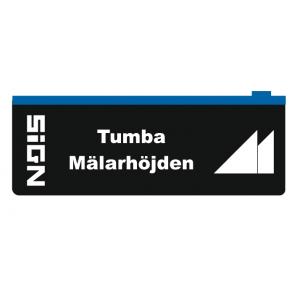 TUMBA Definitionshållare - Kort