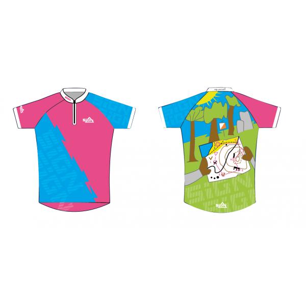 SIGN Shirt Vent S2 - HALLNER SPECIAL EDITION