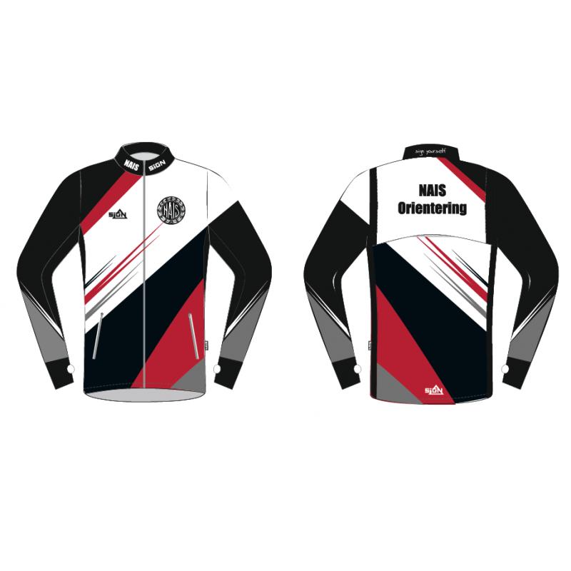 NAIS Track Suit S2 Jacket