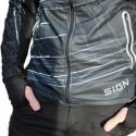 SIGN Storm Jacket med huva