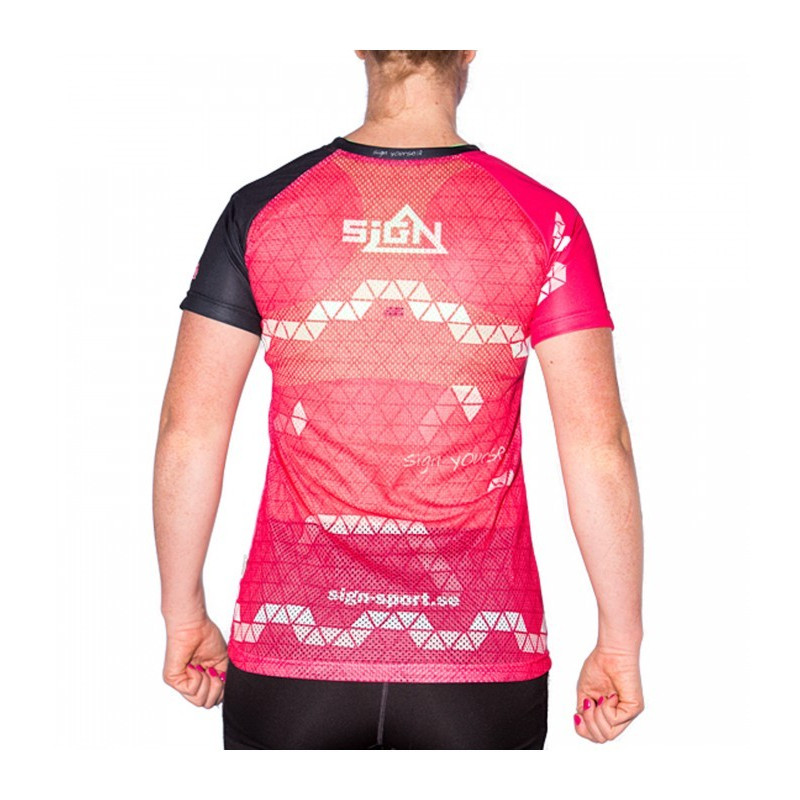 Rehns BK Vent Shirt unisex/woman