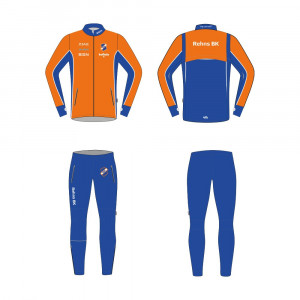 Rehns BK Track Suit S3 Set - Woman