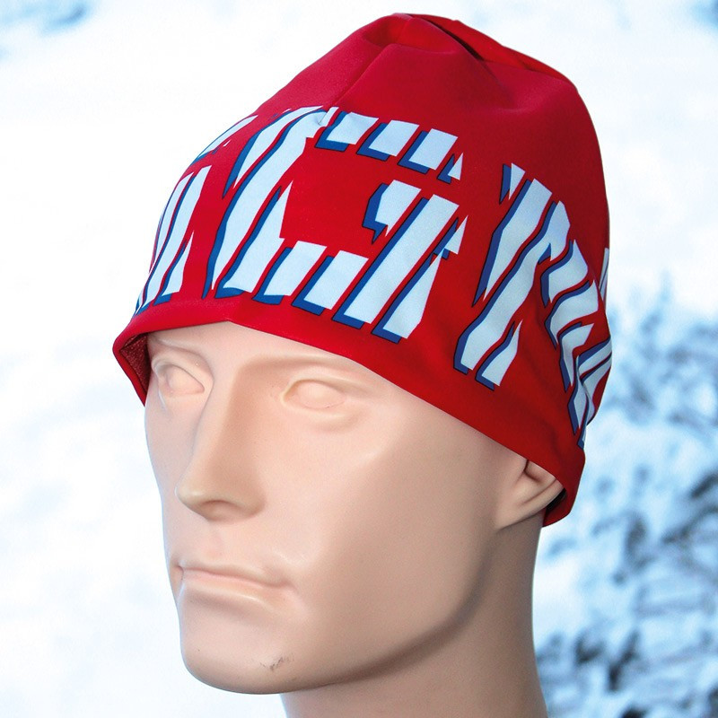 SIGN Hat S2 - red logo