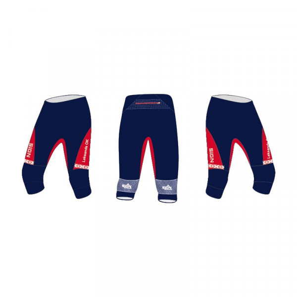 Leksand Race O Pants 3/4 del KIDS
