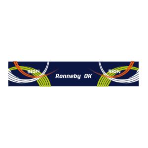 Ronneby OK Headband Pro 9 cm