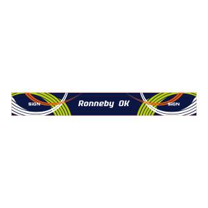 Ronneby OK Headband PRO 4,5 cm
