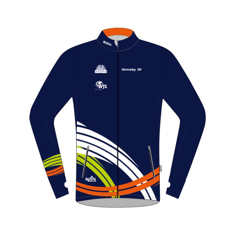 Ronneby OK Track Suit S3 Kids Jacket