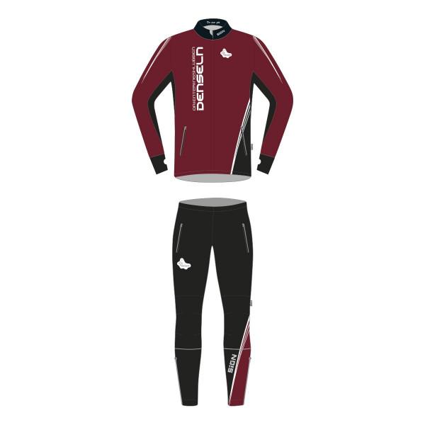DENSELN Winter Track Suit set