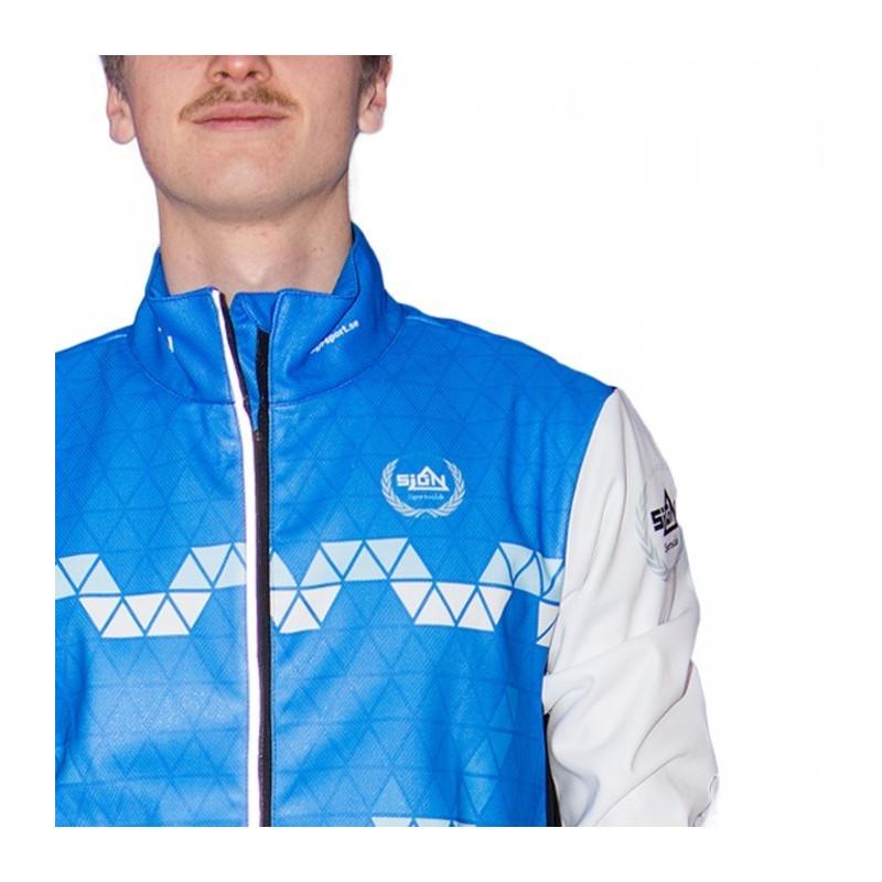 DENSELN Winter Track Suit Jacket
