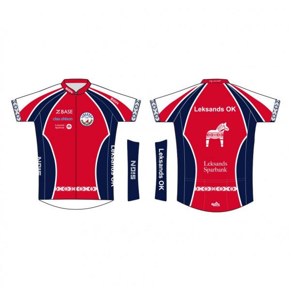 Leksand Cykeltröja - Jersey Pro