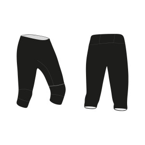 SIGN Basic O Pants - 3/4