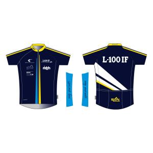 L-100 Cykeltröja - Jersey Basic