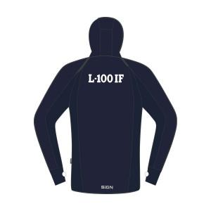 L-100 Storm Jacket med huva