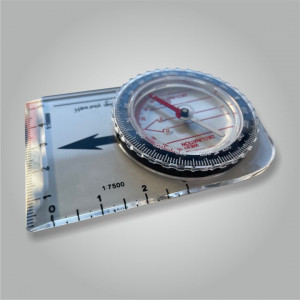 SIGN Plate Compass