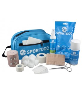 Medical bags är bra väskor fulla med det nödvändigaste vid skador.