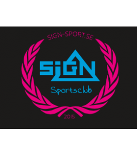 SIGN Sports Clubs egna sortiment!