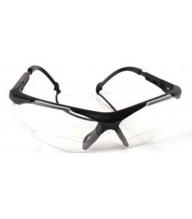 Sportglasögon, skidglasögon och glasögon med styrka.